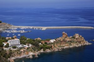 Sizilien Hotel am Meer